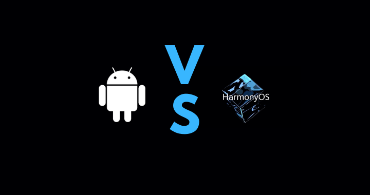 the operating system HarmonyOS VS Android