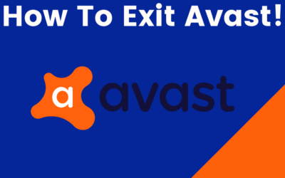 How to Exit Avast Antivirus PC: 4 Solutions