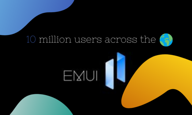 The last version of EMUI before switching to HarmonyOS